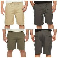 """Foundry Men's Shorts Comfort Stretch Waistband 42 44 46 48 50 52 54 Ins 10/"""""""
