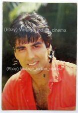Indian Bollywood Vintage Postcard of Bollywood Actor Akshay kumar