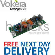 Vokera Linea 24 28 Flame Control Ignition PCB 10028891 10021848 Genuine Part NEW