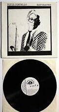 ELVIS COSTELLO - SATURATED 1979 EXCITABLE RECORDWORKS LIVE FAN CLUB Vinyl LP