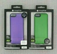 Mophie iPhone 5/5s SE Juice Pack Helium Battery Power Pack Case Apple iPhone