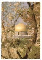 Jerusalem: Dome of The Rock, Israel, Palestine Rare Vintage Postcard 25.12.92