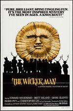 THE WICKER MAN original film / movie poster