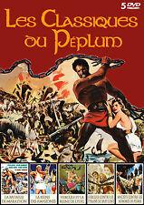 Coffret 5 DVD Les Classiques du Péplum