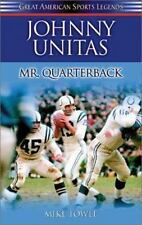 Johnny Unitas: Mr. Quaterback: By Towle, Mike