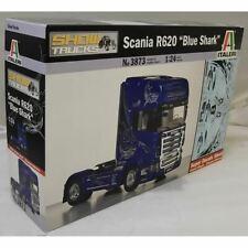 Italeri 1:24 3873 SCANIA R620 BLUE SHARK MODEL TRUCK KIT