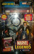 Logan Variant Legendary Riders Figure Marvel Legends Toybiz New Uncanny Xmen 141