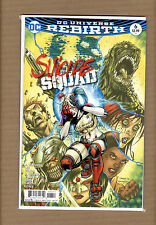 SUICIDE SQUAD #6 JIM LEE  DC COMICS 2016 NM+