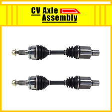 Front Pair CV Axle 2 PCS For CADILLAC,DEVILLE0,DTS(With Heavy Duty Suspension)