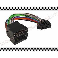 C30 cavo adattatore ISO autoradio OXYGEN 16 pin connettore