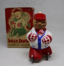 Vintage - Miller Electric Co - Jolly Skater Figurine - 1950s
