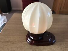 Art Deco Bakelite Bedroom Lamp 1930s