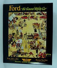 Corgi Ford Model T set - general utility vehicle - Limited edition C90 Excellent