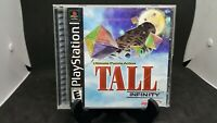 Tall Infinity PS1 PS2 Complete Playstation Game NICE DISC TESTED