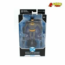 "McFarlane Toys DC Animated 7"" Wave 1 Batman Action Figure (NM Packaging !)"