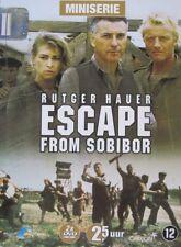 ESCAPE FROM SOBIBOR - BOXSET 2 DVD