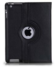FUNDA GIRATORIA 360º TABLET APPLE IPAD 2 3 4 - NEGRO