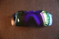 PolarLenz POLARIZED Purple Replacement Lens for-Oakley RadarLock XL sunglasses