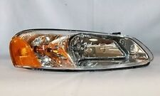 Right Side Replacement Headlight Assembly For 2003-2006 Dodge Stratus Sedan