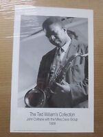 John Coltrane Miles Davis Concert Poster Shelly/'s Manne-Hole 1963
