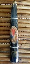 Black Bee Wax 33 Candles Holy Sepulchre Jerusalem Иерусалимские черные свечи