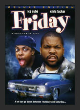 Friday DVD The Movie 1995 Ice Cube Chris Tucker Nia Long Deluxe Edition