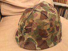 Korean War Usmc Camo Helmet Cover