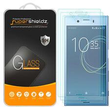 3X Supershieldz Sony Xperia XZ1 Compact Tempered Glass Screen Protector Saver