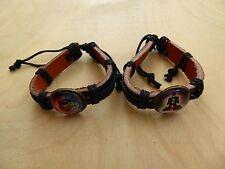 Bracelets Yoga Meditation Earth Boho Empowering Jewelry 2 Cabochon Tribal Surfer