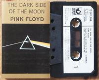 PINK FLOYD - DARK SIDE OF THE (HARVEST TCSHVL804) MID 1970s UK CASSETTE TAPE