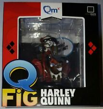 Harley Quinn QFig Figure Batman Suicide Squad  2016 Exclusive Adult Collectible