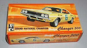 Dodge Charger 500 Grand National Champion 1/32 IMC Complete & Unstarted.