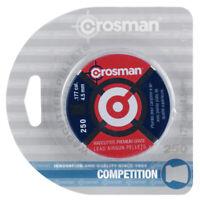 Crosman  0.177  7.4 Grain Air Rifle Pellets  250 Count pk
