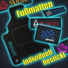 Fußmatten Automatten bestickt für Opel Insignia & Sportstourer Bj. ab 2008 Stick