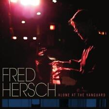 Fred Hersch - Alone At The Vanguard (NEW CD)