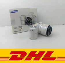 Samsung NX NX2000 20.3MP Digital Camera - White (Kit w/ ED 20-50mm Lens)✔👍✔👍✔✔