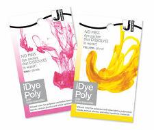 Jacquard iDye Poly Synthetic Fabric Dye (14g) - Choose Colour