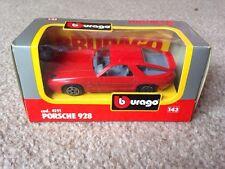 Burago Nº 4191 Porsche 928-en Caja-Escala 1:43