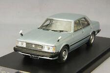 1/43 Hi-Story Toyota Cresta Super Lucent 1981 Dark gray metallic HS119GY