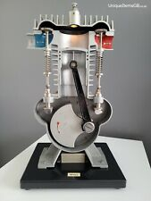 More details for 1960's hema model of 4 stroke engine cross-section cutaway education model
