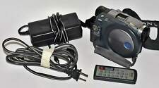 Sony Handycam DCR-DVD301 HD Video Camcorder DVD R/RW NightShot 1200x Zoom