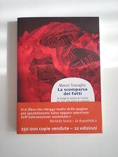 """Libro: """"La scomparsa dei fatti"""" di Marco Travaglio"""