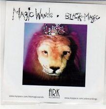 (DG337) Magic Wands, Black Magic - 2008 DJ CD