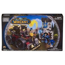 World of Warcraft Demolisher Attack (91026) NIB Mega Bloks
