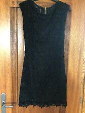 Mango Black Dress Size Small