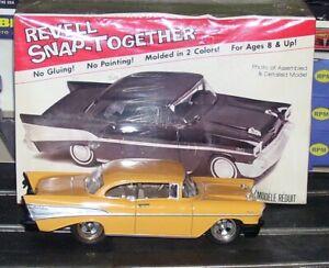 1/32 Custom Revell/Revell '57 Chevrolet Bel-Air Street Rod Slot Car