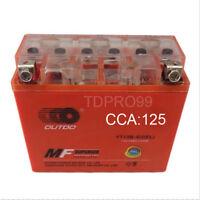 Batterie 12V 10AH YTX12-BS Gel 51012 für Daelim S2 Freewing 125 SA4 2007-2012