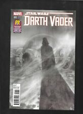 Star Wars Darth Vader 7 2015 PX Preview San Diego Comic Con SDCC Variant vf-nm