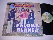 SHRINK George Baker Selection Paloma Blanca 1975 LP VG++