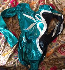 Girls Gymnastic Leotard Milano 28